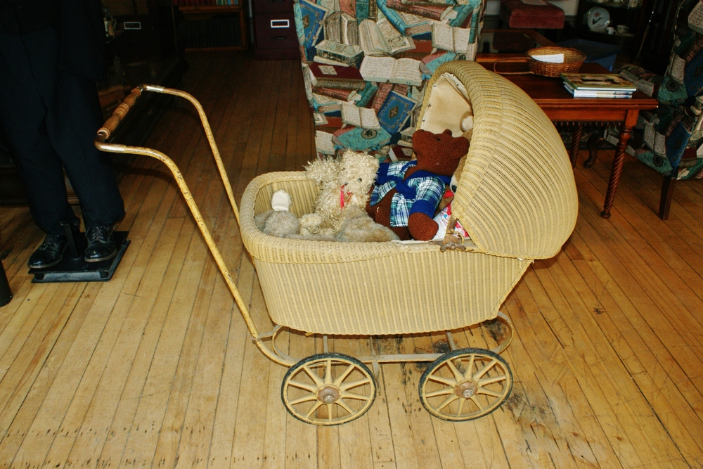 Marmora Historical Foundation Baby pram (2).JPG