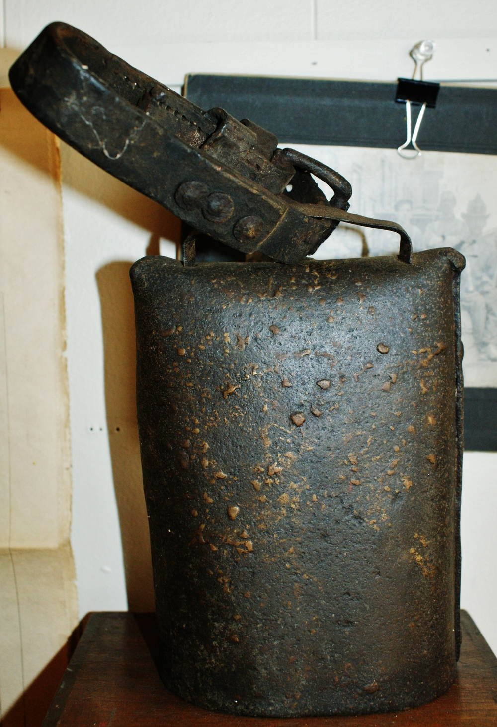 Marmora Historical Foundation Cow Bell.JPG