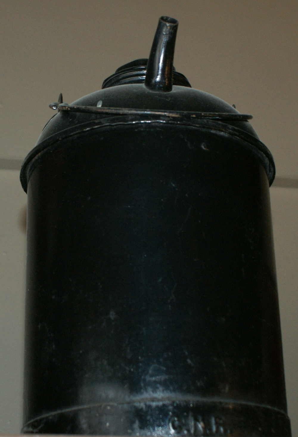 Marmora Historical Foundation Oil can.JPG