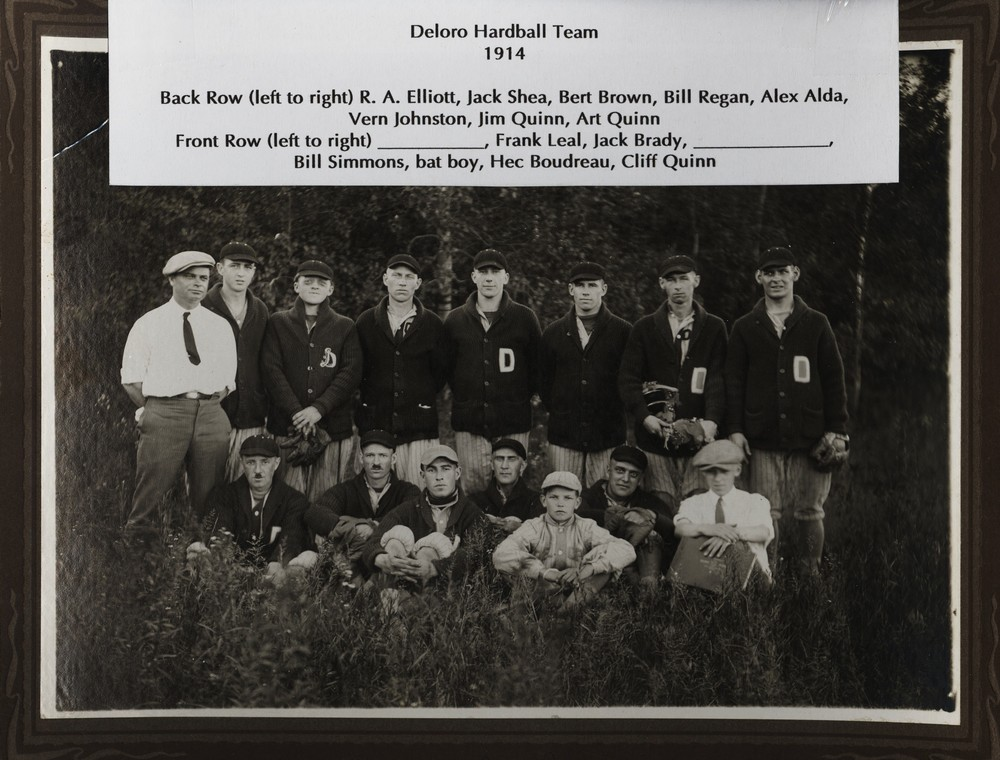 Deloro Hardball Team1914