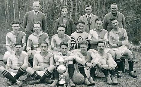 Deloro Soccor Team1930