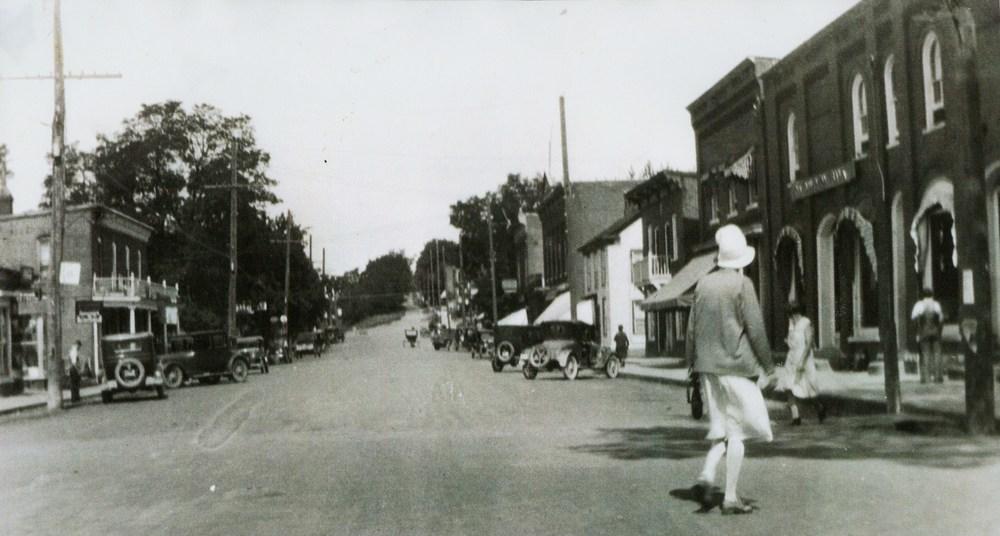 Forsyth Street c1920