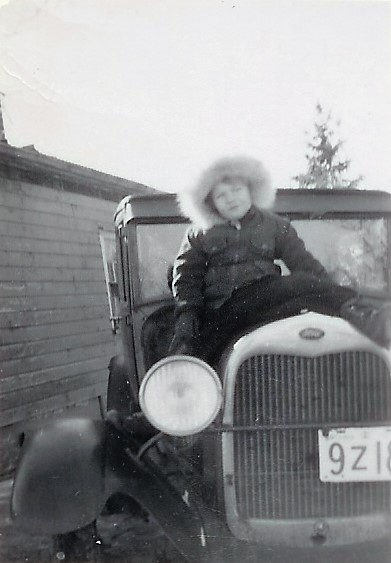 1948, Wayne VanVolkenburg