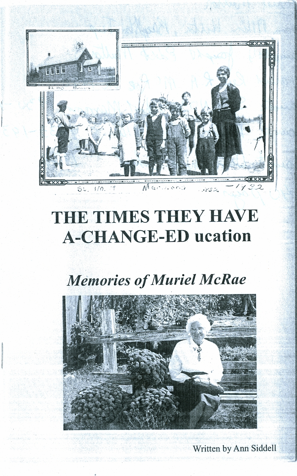 Muriel McRae
