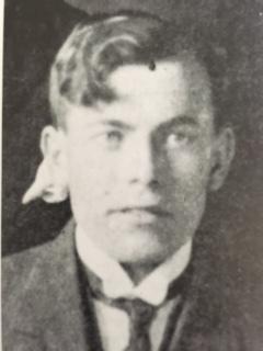 John Leroy (Roy) Snell, son of Rendol snell