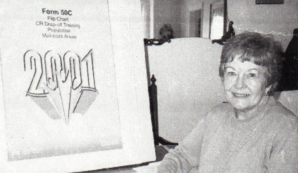 Wilma McKinnon Bush