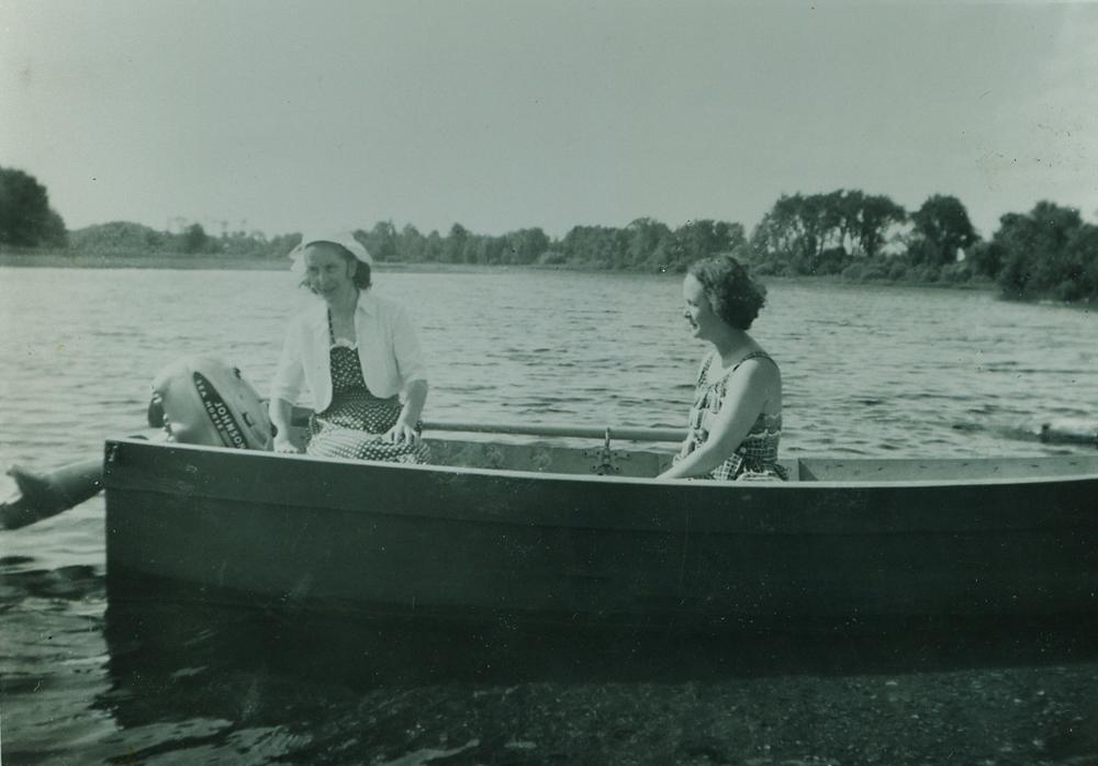 Vera Bonter, Bernice (Bonter) Sanderson