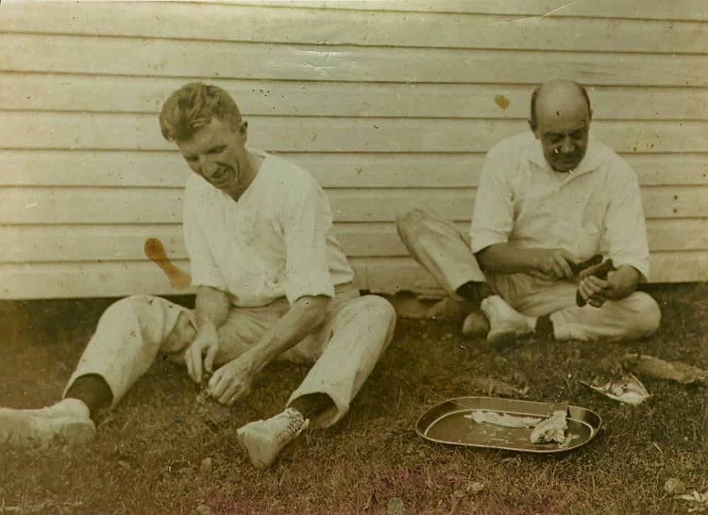 Fishing Judge Parker & Jim Marrin