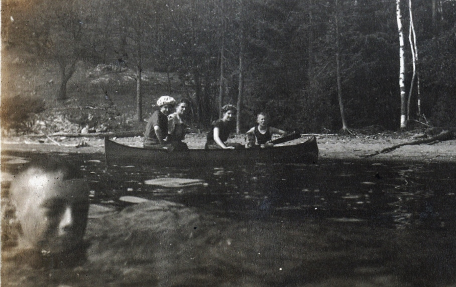 Harold Parker, Crowe Lake