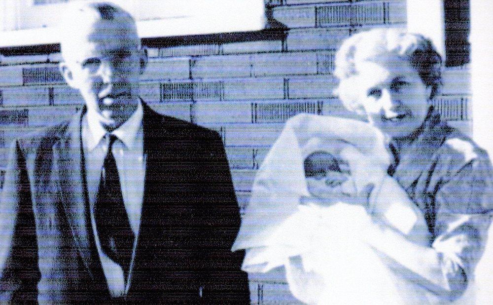 Frank McKinnon & Helen (Gallagher) & Cheryl Brady
