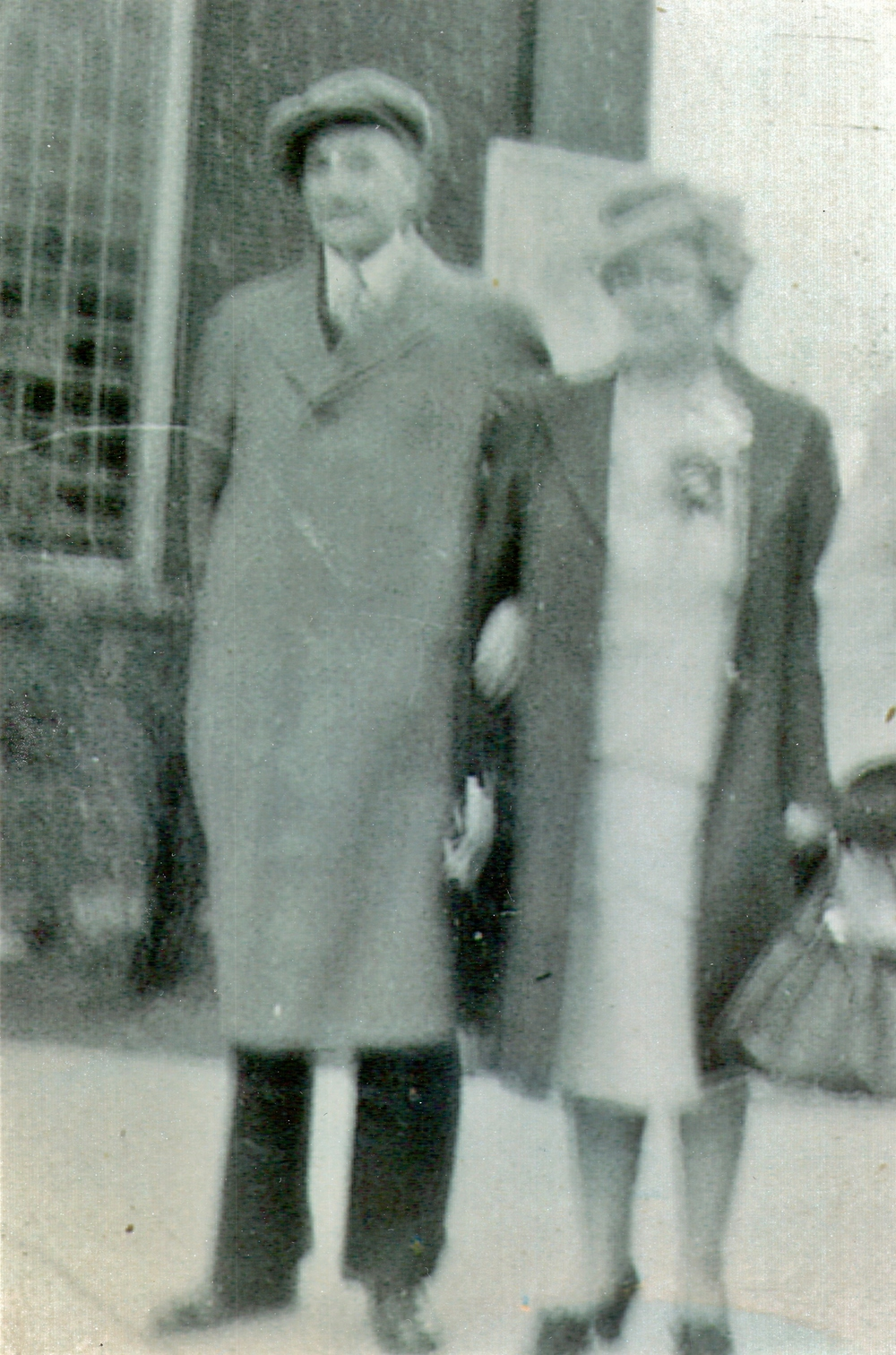 George & Mary Phillips 1941