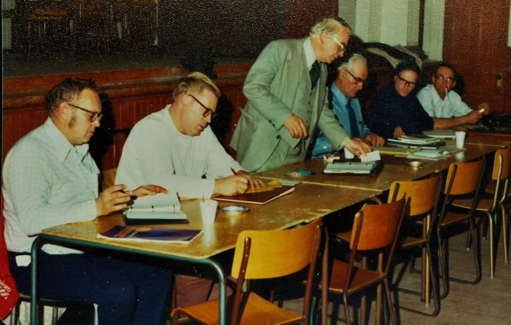 1978 UNION MEETING