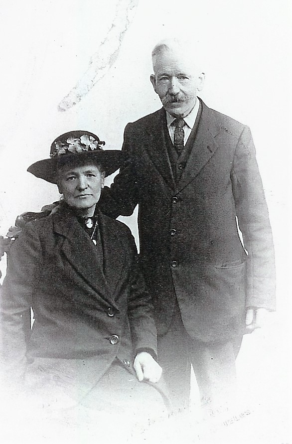1919 Christina Alice and William Henry Hipson