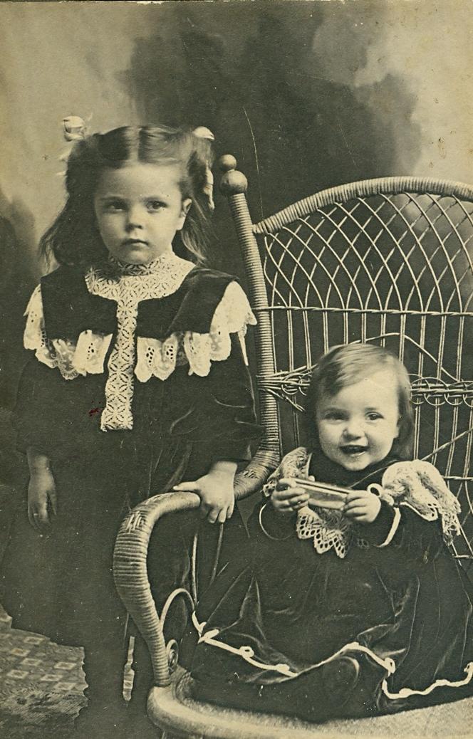 Catherine Gaffney English and Anne Gaffney Walters