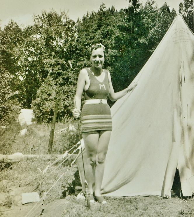 1934, Aug. 30, Madeline Madge Gaffney McCrodan