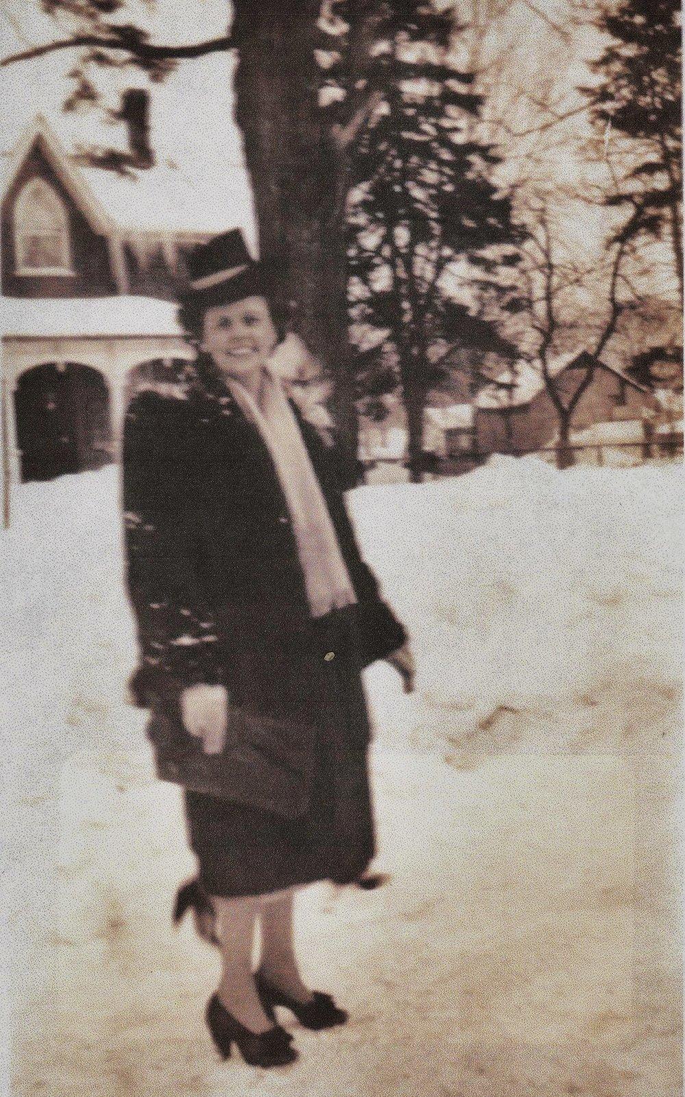 Kay Gaffney English c.1930