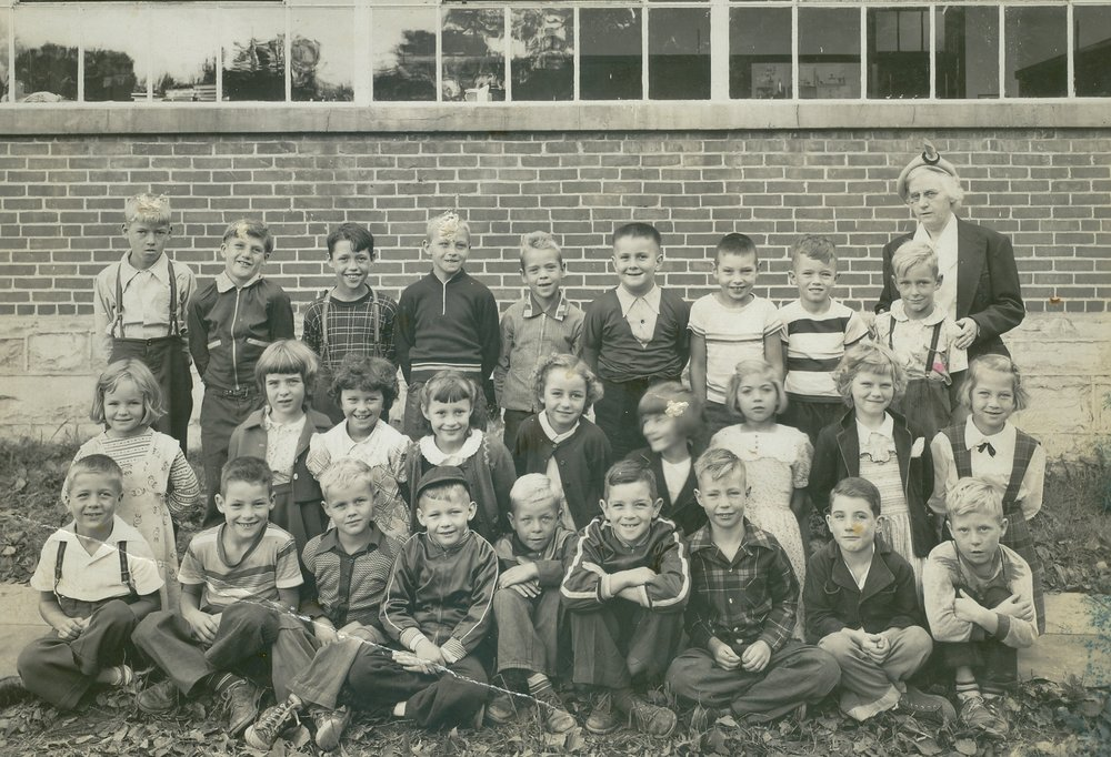 Al  & Jack Grant Collection Grade 2, 1953.jpg
