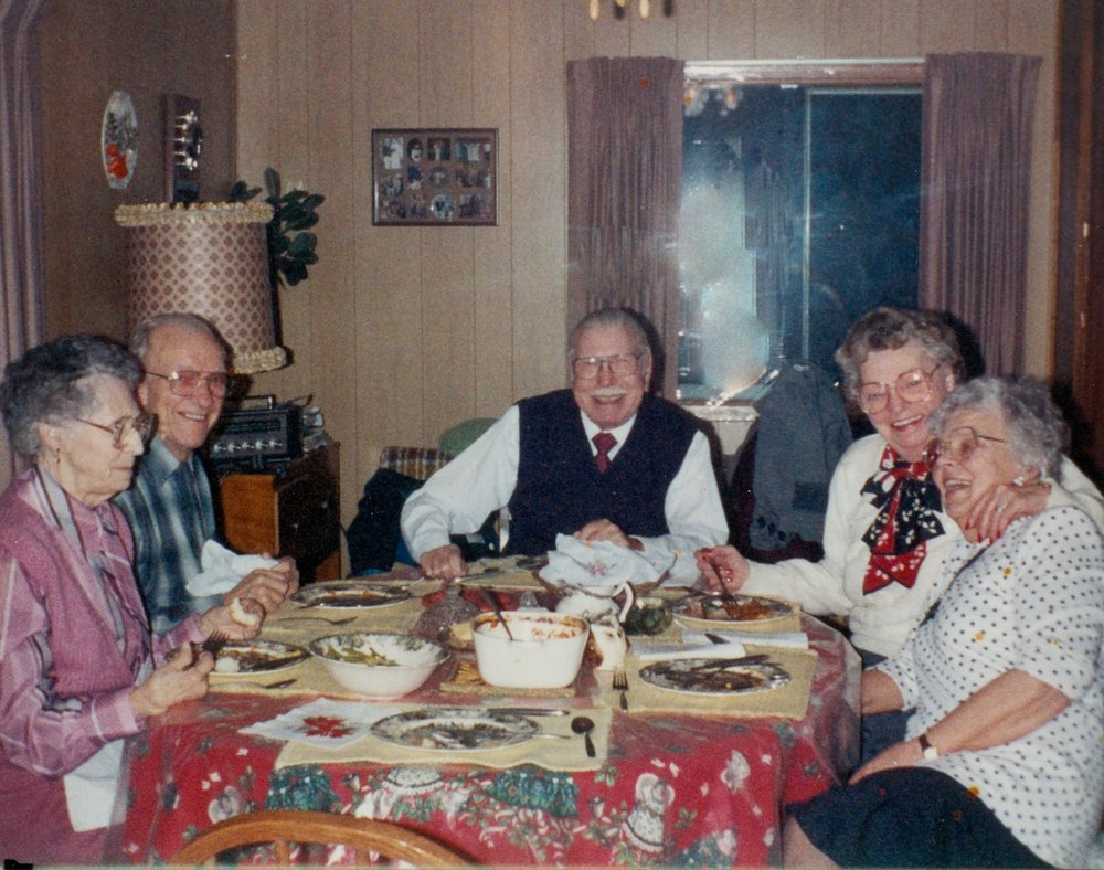 Al  & Jack Grant Collection Peg Grant, Ada Brady 1991.jpg