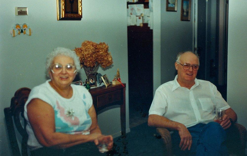 Winston & Vera Wylie