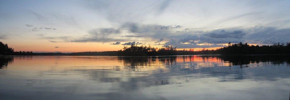 Crowe River at Belmont Lake