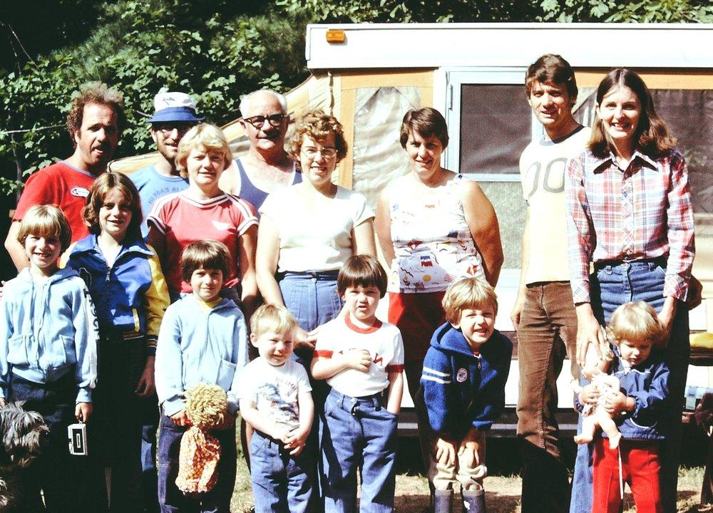 Lions Camp 1979