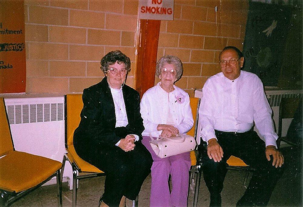 Theda VanVolkenburg 100th birthday