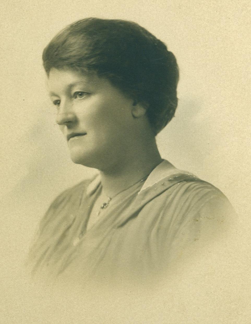 Mrs. MacKechnie