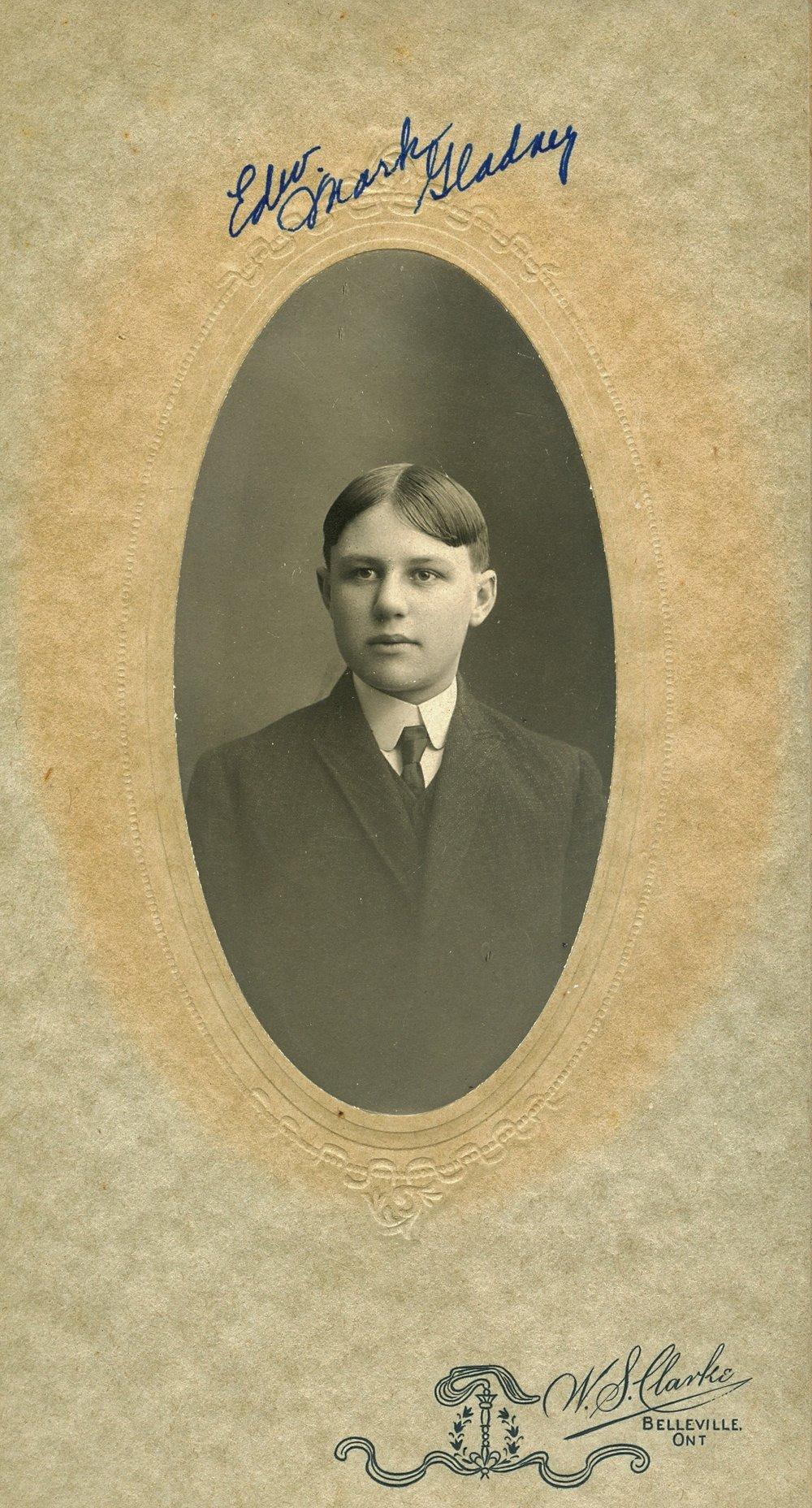 Edward Mark Gladney