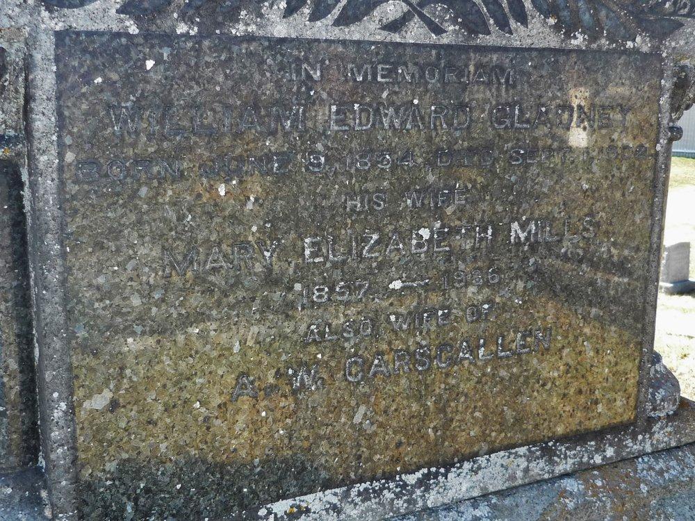 Marmora Common Cemetery Gladney (4).JPG