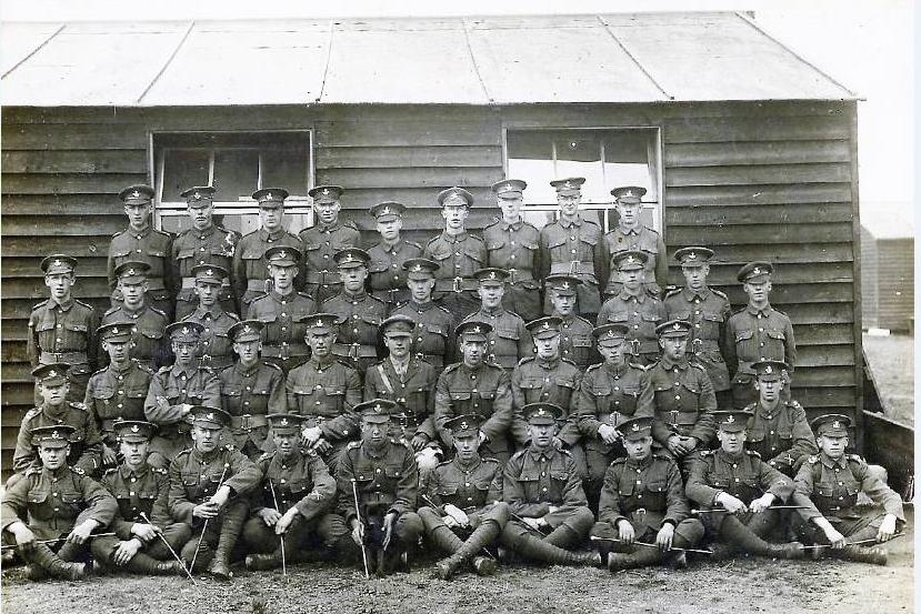 1918 Durham Light Infantry