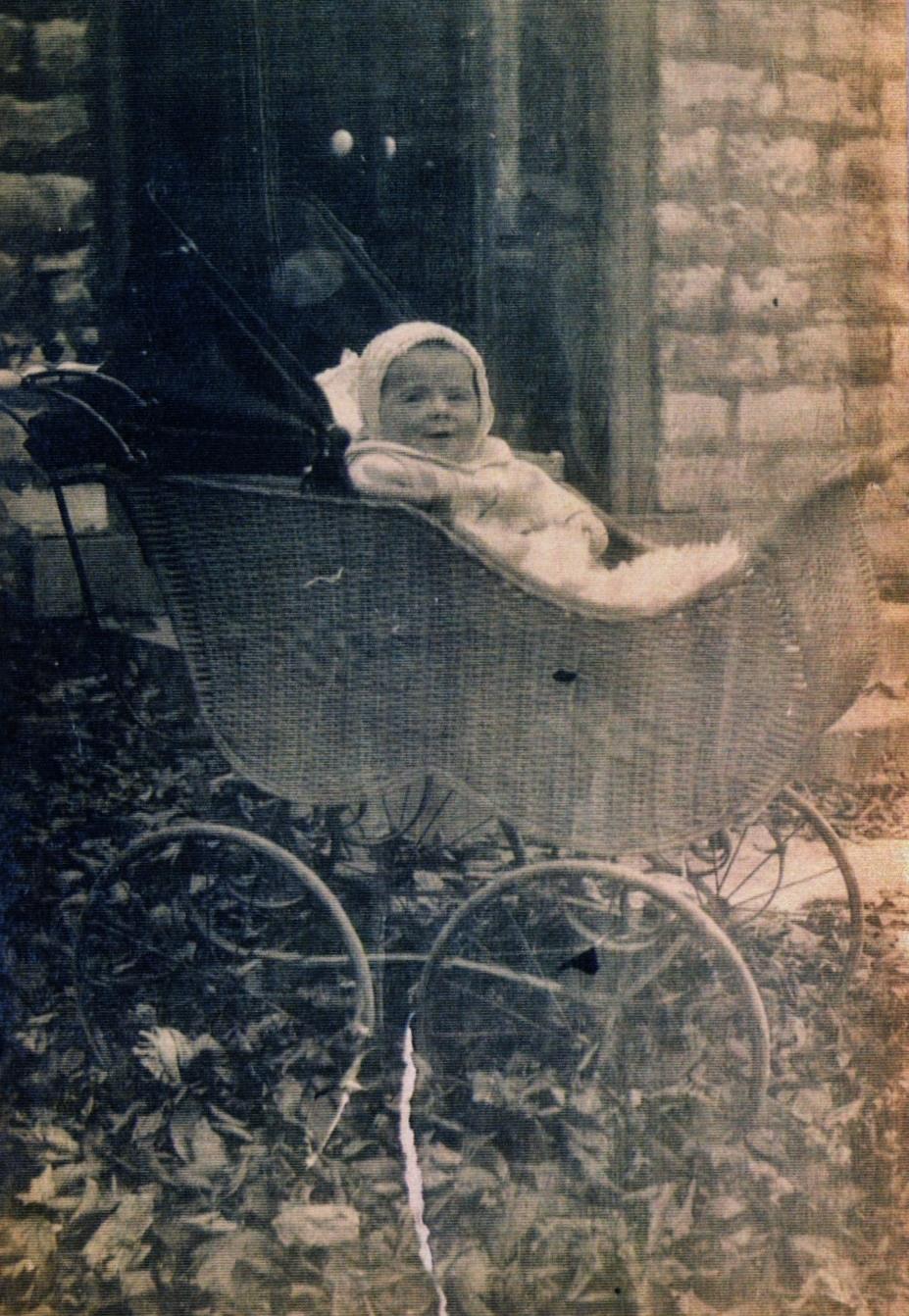 Donald Parker Ross 1909