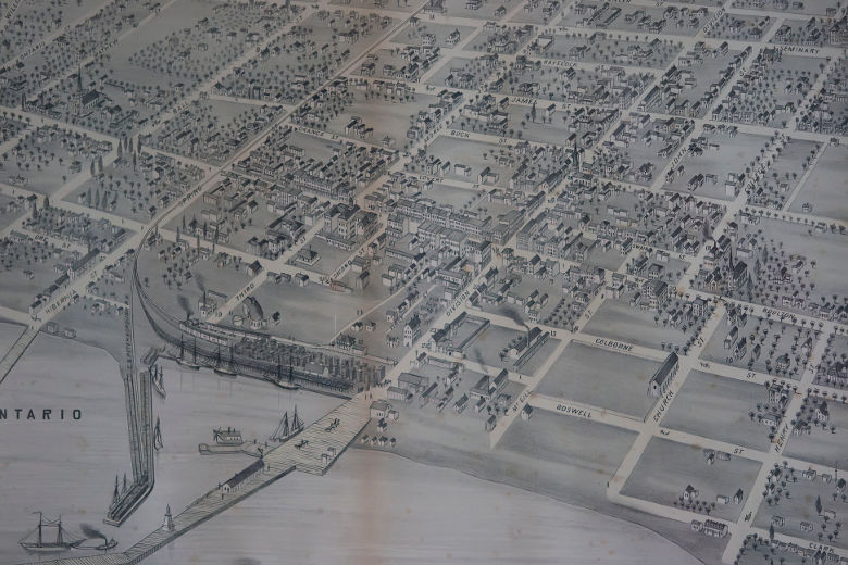 cobourg harbour 1874