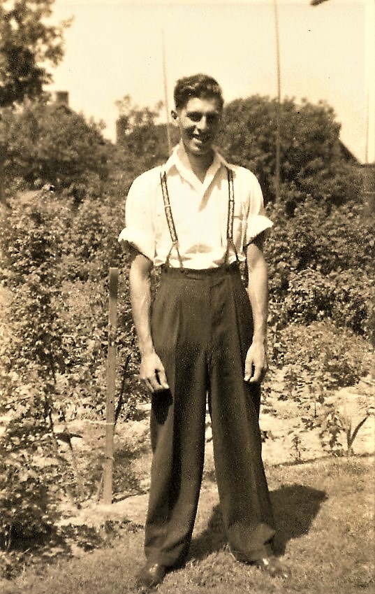 John VanVolkenburg 1930c.