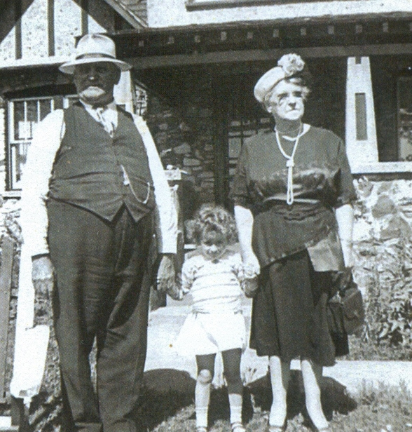 HarryaUNGER & WIFE,  FannieAunger
