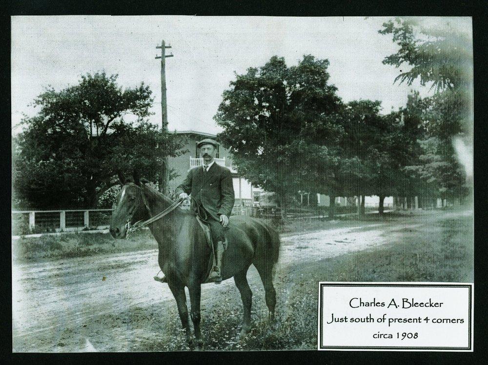 Charles A. Bleecker, 1908