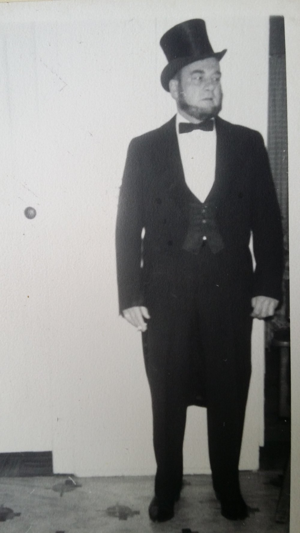 Bill Monk 1967