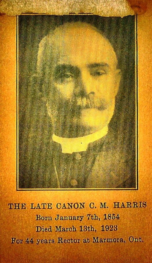 Cannon C.M. Harris 1854-1923