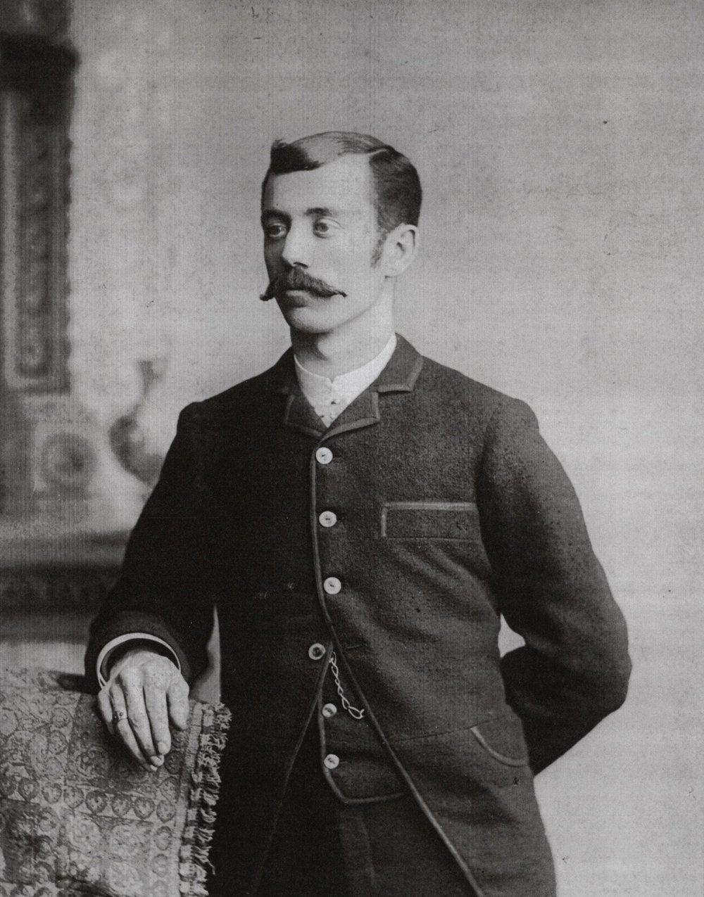 Charles Bleencker 1857-1945