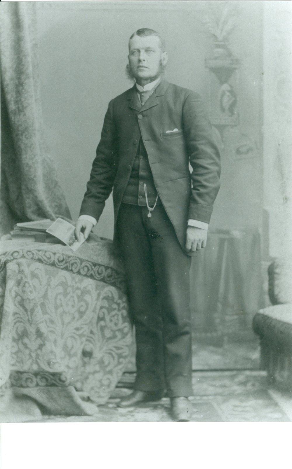 Daniel Shannon 1825-1895