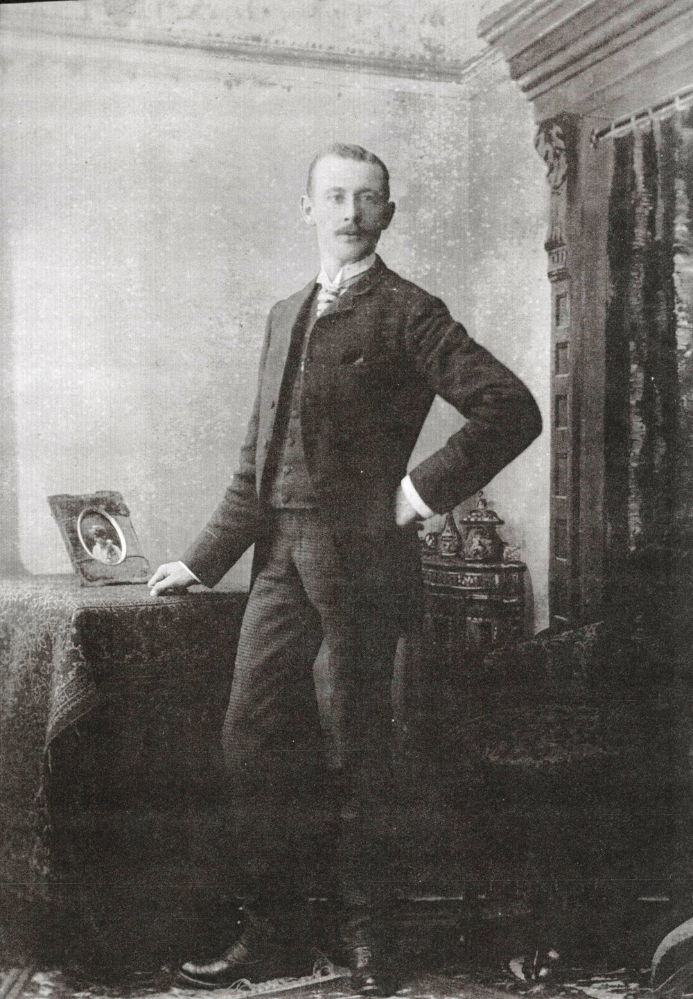 George Bleecker 1824-1895