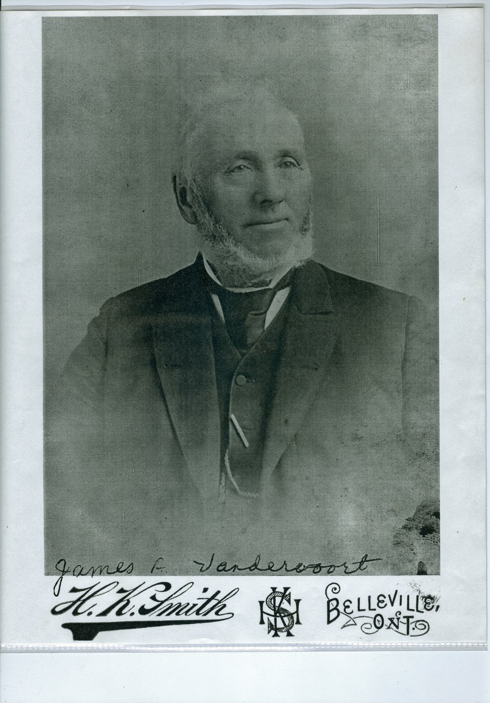 James A. Vandervoot