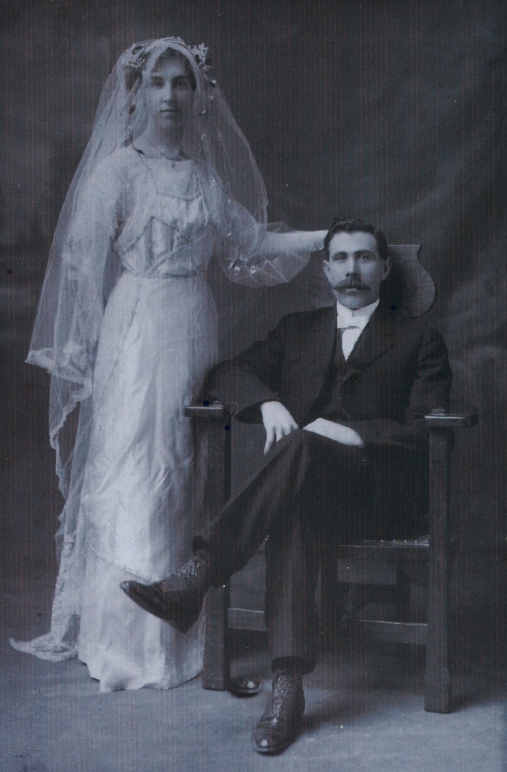 Joseph Vansickle & Mary Branch