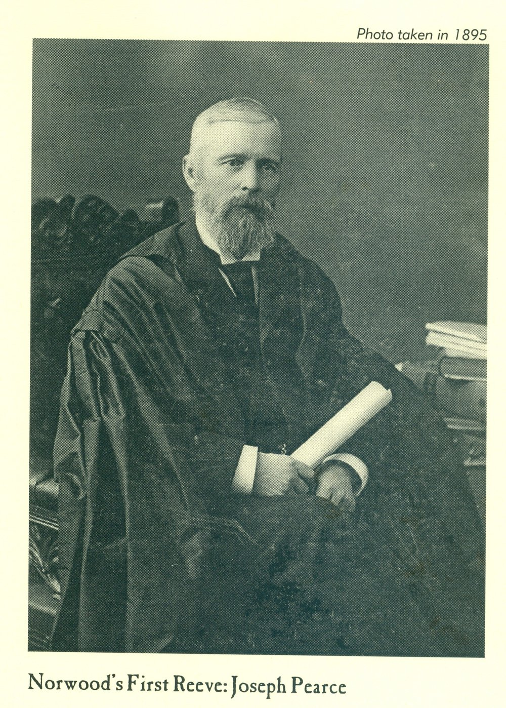 Joseph B. Pearce