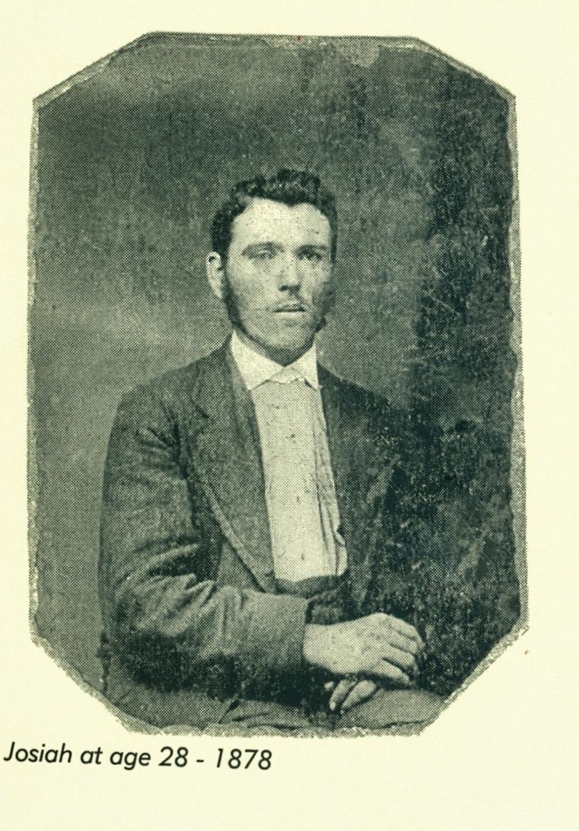 Josiah Pearce  1878