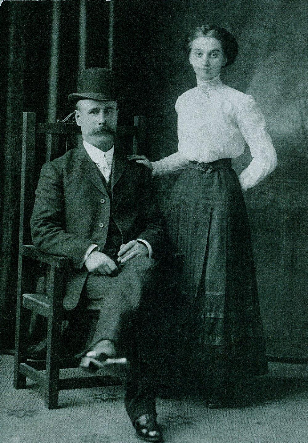 Lycurgus McMillan/Sarah Nobes 1911