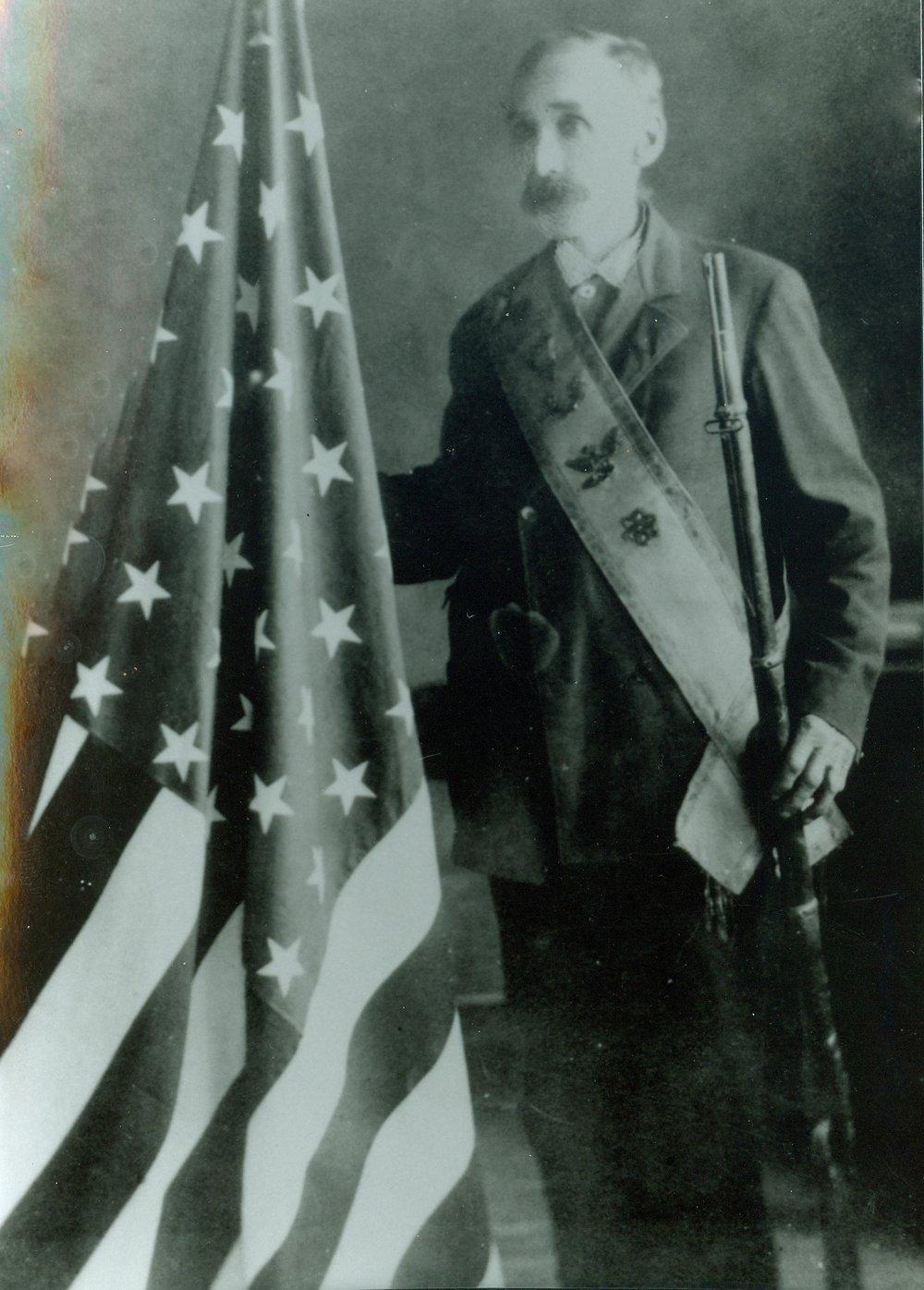 Matthew McFarlane 1839-1917
