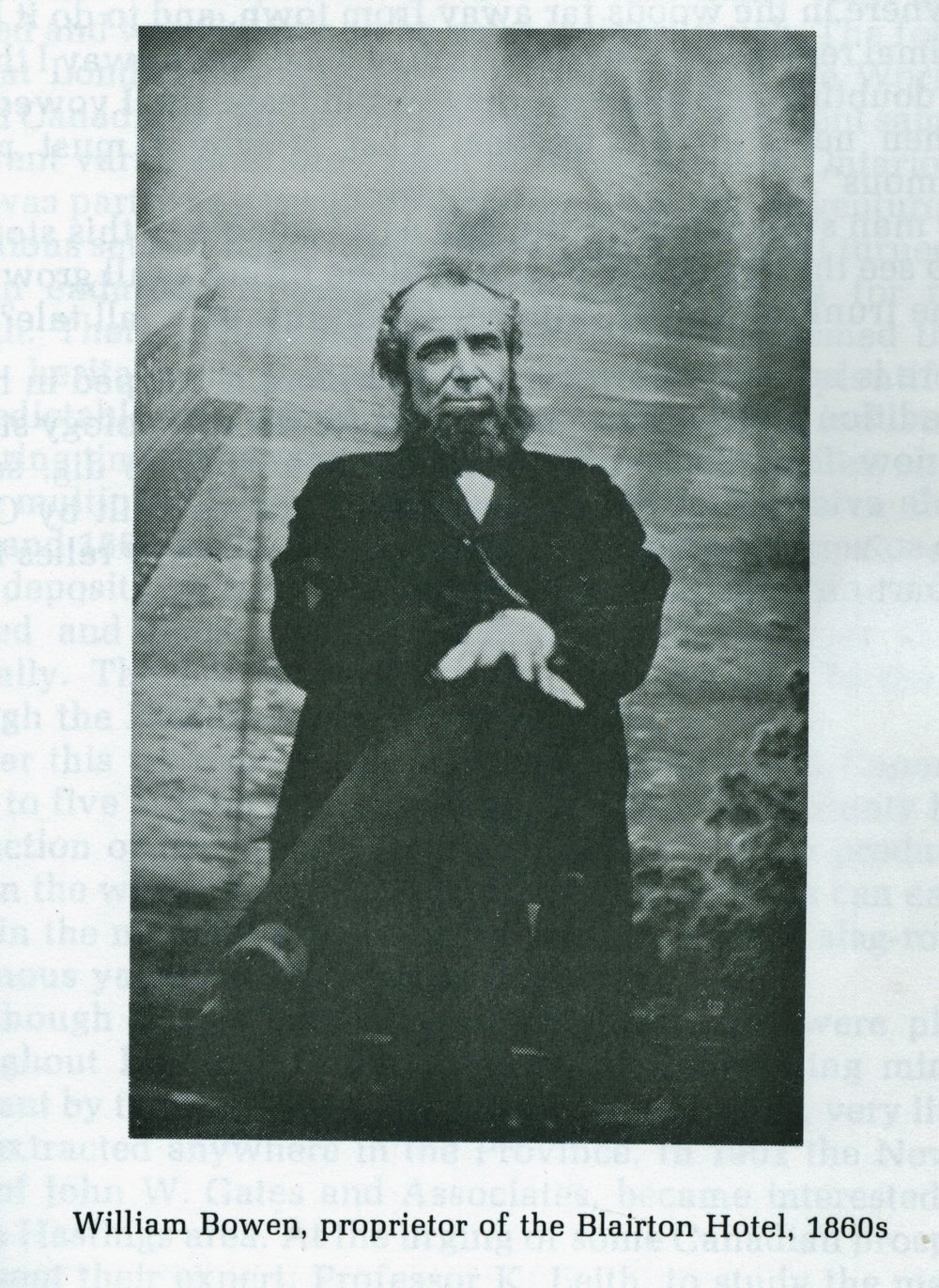 William Bowen  1860s