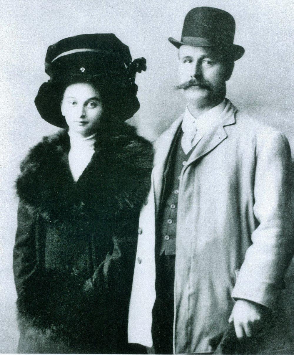 Lycurgus McMillian/Sarah Nobes 1911
