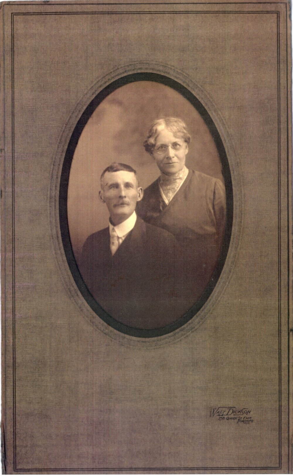 Thomas Cain & 2nd wife