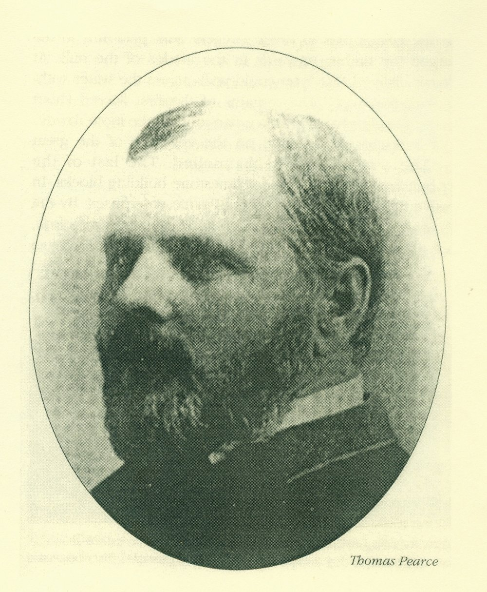 Thomas Pearce 1879